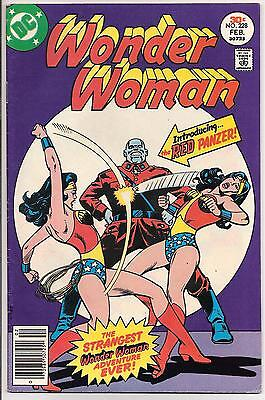 WONDER WOMAN #228,Hi GRADE COLLECTION,WHITE PAGES!