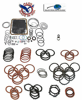 4L60E HP Rebuild Kit Stage 2 With Alto 3-4 Power Pack 1993-2003 4L60E