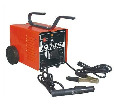 200 AMP ARC Welder Machine Dual 110 / 220V Welding Soldering Tools +Accessories