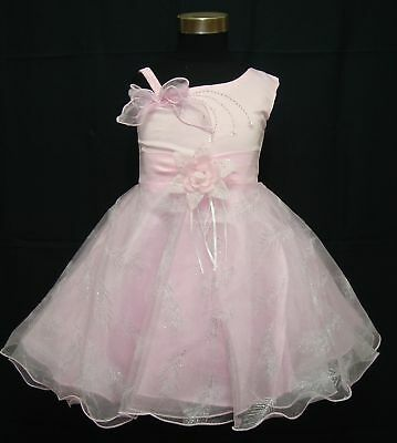 New Pink Flower Girl/Pageant/Party Dress 18-24 Months