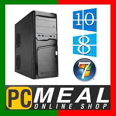 AMD Dual Core A6 6420K 4.2GHz Max Gaming Computer 8GB 1TB HD8470D Desktop PC