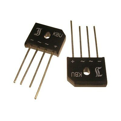 10X BY550-400 Diode Ammo Pack 1,5us DIOTE Gleichrichter THT 400V 5A Verpackung