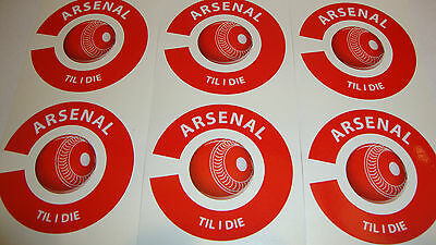 New Arsenal 16 Crown Green Bowls Stickers Lawn Bowls    8 Thumb 8 Finger