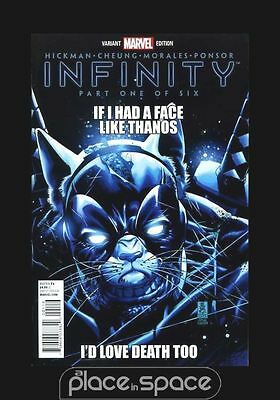 Infinity #1 - Cover I - Party Variant