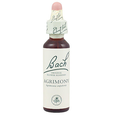 Agrimony Bach Flower Remedy 20ml
