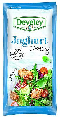 (100ml=1,33€) Develey Salatliebe - Joghurt Dressing - fein cremig - 75 ml