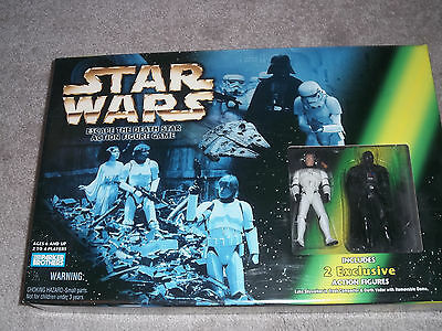 1998 Classic Star Wars Escape The Death Star Action Figure Game