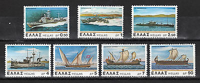Greece 1978 Greek Navy Mnh