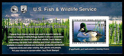 US.# RW80A  Federal Duck Stamp MINT POST OFFICE FRESH!