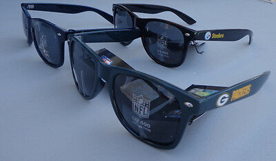 NFL Team RETRO Style Sunglasses - ALL TEAMS - Official Licensed Products