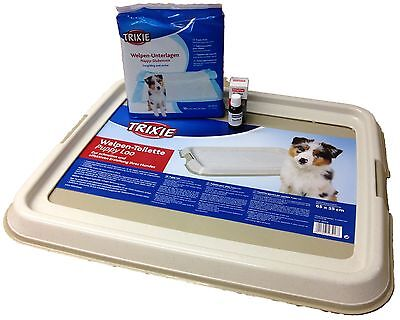 Trixie Puppy Loo, Puppy Training Tray, (Option of pads & Training Scent)