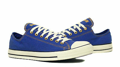 Converse All Star Chuck Taylor Blue OX Shoes 105804F Mens 11, 12 available