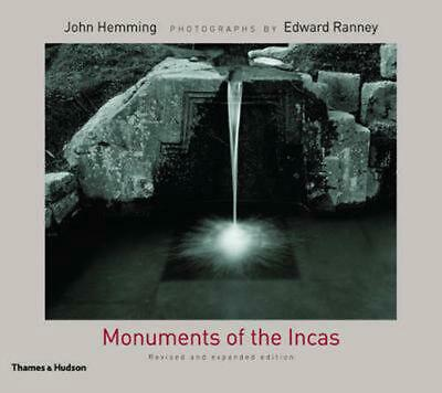 Monuments of the Incas by John Hemming Hardcover Book (English)