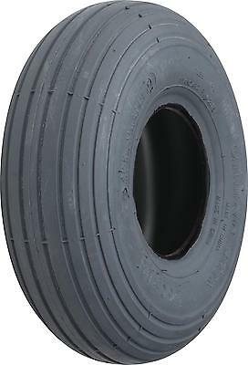 VAT EXEMPT  - 2x New Mobility Scooter Tyre 260x85 - 3.00-4 - 300x4  Ribbed Tread