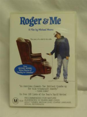 Roger & Me - A Film By Michael Moore - DVD
