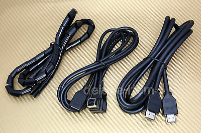 Pioneer CD-IH202 AppRadio Mode HDMI USB Interface Cable for iPhone iPod CDIH202