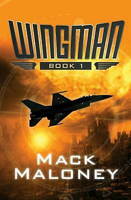 NEW Wingman by Mack Maloney Paperback Book (English) Free Shipping
