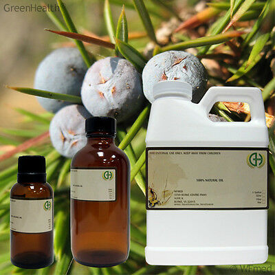 Juniper Berry Essential Oil (100% Pure & Natural) SHIPS FREE