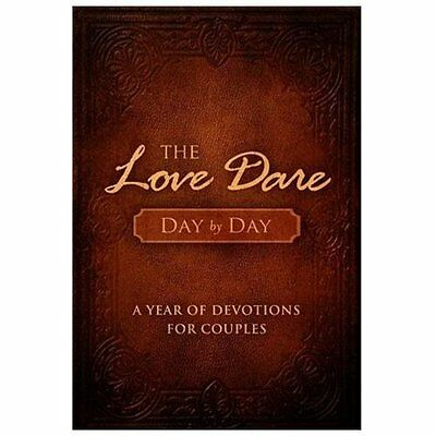 The Love Dare Day by Day - Kendrick, Stephen/ Kendrick, Alex/ Kimbrough, Lawrenc