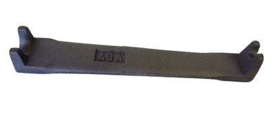 AGA Cooker Cast Iron Solid Fuel Ash Pan Handle