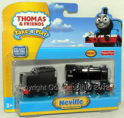 New New Take Along Thomas Deluxe Play Scene