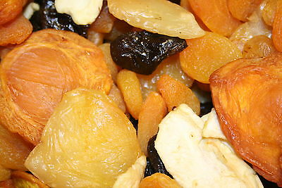 Dried Mix Fruit Deluxe, 5Lbs