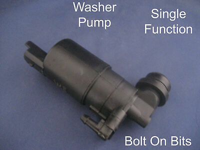 Genuine Vauxhall Movano A Windscreen Washer Pump Front 9110423 New