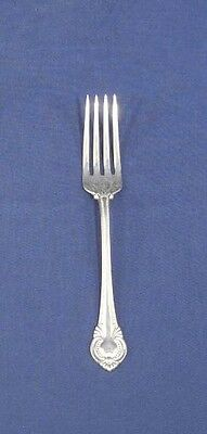 "International Sterling Silver IRENE 1928 Dinner Fork 7"" No Monogram"