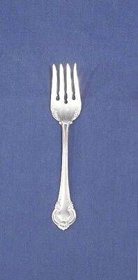 "International Sterling Silver IRENE 1928 Salad Fork 5-3/4"" No Monogram"