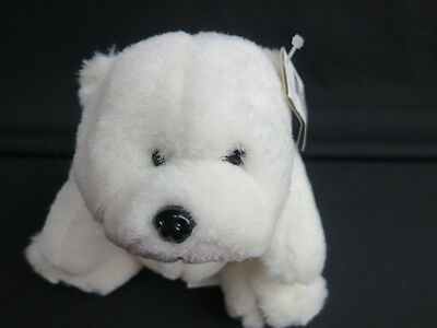 Always Coca-Cola Commonwealth Polar Bear Whataburger Plush Stuffed Animal Toy