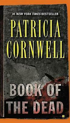 Book of the Dead by Patricia Cornwell (English) Mass Market Paperback Book Free