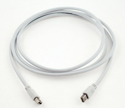 Cable Mini DisplayPort macho a Mini Display port macho 1.8m blanco