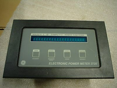 Qty.1 Power Measurement 3720-ACM  digital power meter - used - 60 day warranty