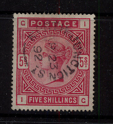 Great  Britain  108 used nice  color   catalog $220.00  RL0321