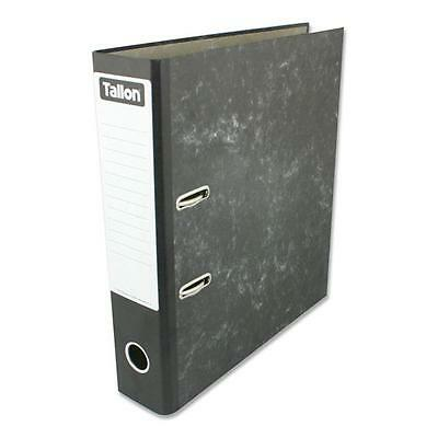 A4 Lever Arch Storage Filing Files Folders Black Cloud Covers Office Home
