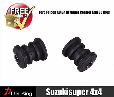 Front Upper Inner Control Arm Bushing Ford Falcon AU BA BF Bushes Kit 98-07