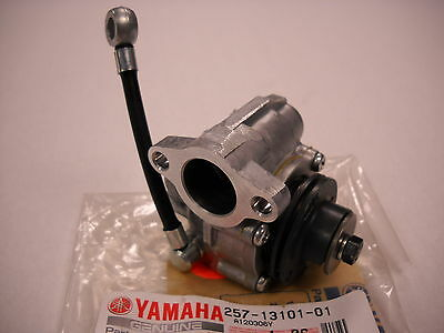 Yamaha Autolube Oil Pump Assembly Jt2 Jt2Mx 1972