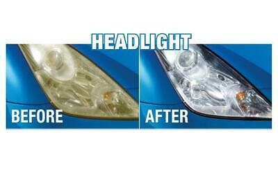 Yellowed Driving Lamps / Cleaner Restorer For Brighter Lights From Looking Tired