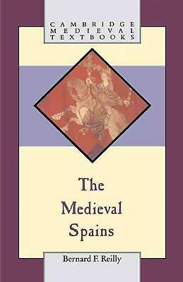 The Medieval Spains by Bernard Reilly (English) Paperback Book Free Shipping!