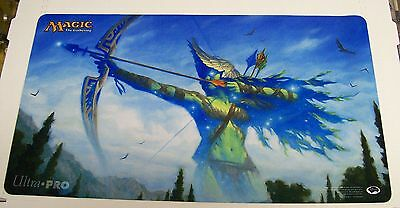 Ultra Pro Magic MTG Theros Playmat Theros Nylea God of the Hunt v5 Free Shipping