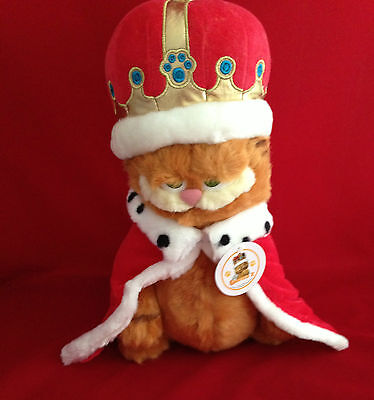 GARFIELD 2 MOVIE PLUSH SOFT TOY - GIFT - CAT