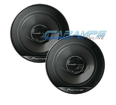 "New Pioneer 6.5 / 6.75"" 2-Way Car Stereo Mobile Audio Speakers For Front Or Rear"