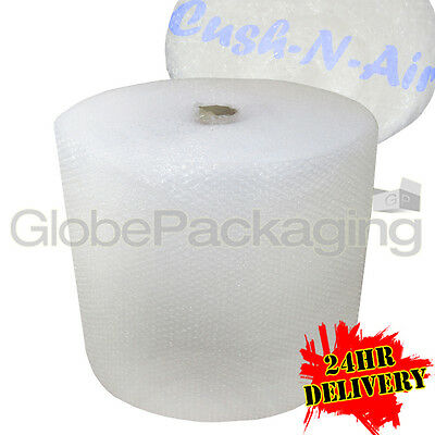 100 METRE ROLL BUBBLE WRAP 500mm x 100m CUSH N AIR