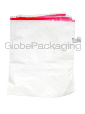 """50 x C4 CLEAR Poly Mailing Bags Self Seal 9x12"""" A4 SIZE"""