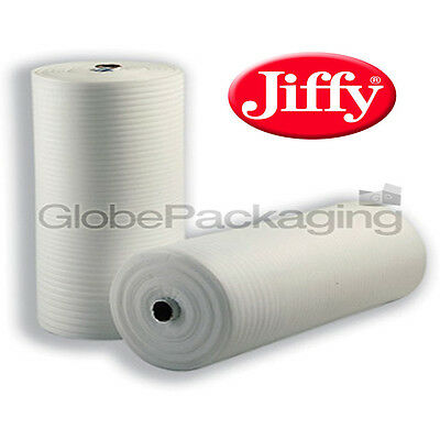 750mm x 20M Roll Of JIFFY FOAM WRAP Underlay Packing