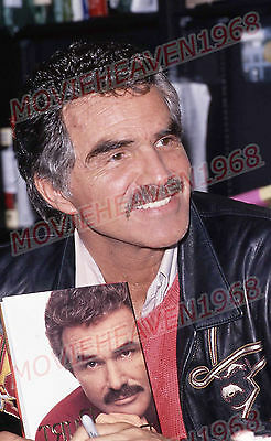 burt reynolds 35MM SLIDE TRANSPARENCY NEGATIVE PHOTO 6030