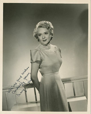 """10""""x8"""" PHOTO PRINTED AUTOGRAPH - MARY PICKFORD"""