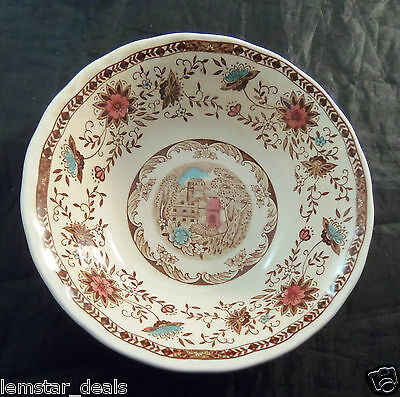 """Style House Ironstone Manor Vista Soup Bowl  6"""" Made in Japan"""