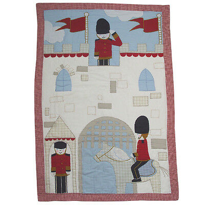 100% Cotton Hand Stitched Bed Quilt - Single(150x225cms) - Powell Craft-Soldiers