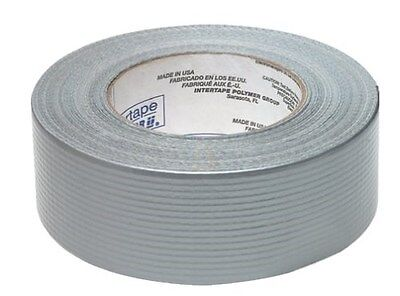 """1.88/"""" x 55 yd DuPont Dacron Fix It DucTape1.88/"""" x 5  by Intertape Duct Tape 6900"""